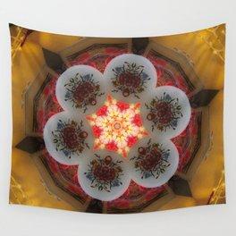 Kaleidoscope Decor 8 Wall Tapestry