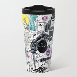 Follow Travel Mug