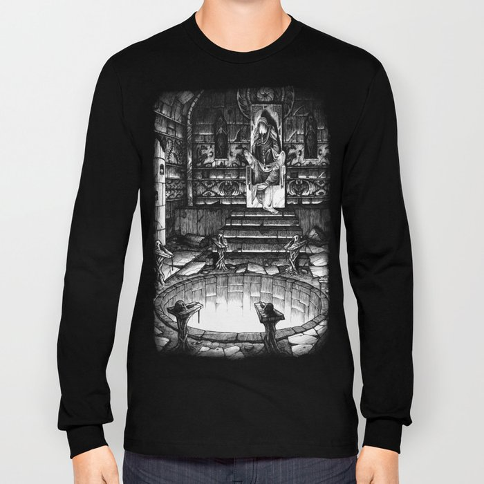 The High Priest Long Sleeve T-shirt