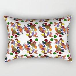 Fruit! Rectangular Pillow