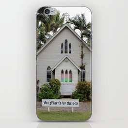 St Mary's by the Sea iPhone Skin