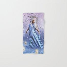 Lady Butterfly Hand & Bath Towel