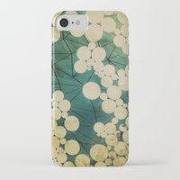 spring iPhone & iPod Cases featuring spring by Laura Graves