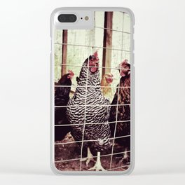 The Clan Chicks Clear iPhone Case