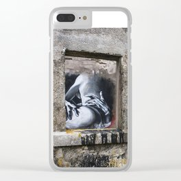 Moine House Clear iPhone Case