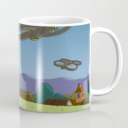 KING OF DRONES Coffee Mug