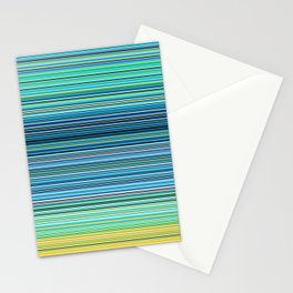 STRIPES21 Stationery Cards