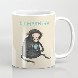 Chimpantea Coffee Mug