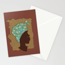 Cultures: AFRICA Stationery Cards