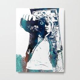Seraphin+ Metal Print
