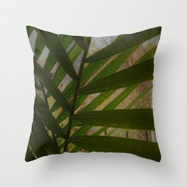 SUNSCREEN Throw Pillow