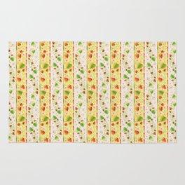 Strawberries and Cream Rug