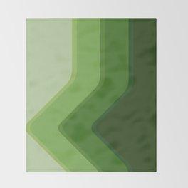 Shades of green Decke