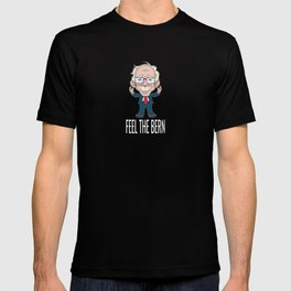 Feel The Bernie Sanders 2020 Presidential Election product T-shirt