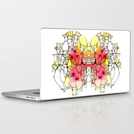 Network Laptop & iPad Skin