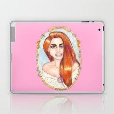 Reflecting a Smile Laptop & iPad Skin