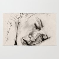 sleep Area & Throw Rugs featuring SLEEP by Joelle Poulos