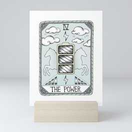 The Power Mini Art Print
