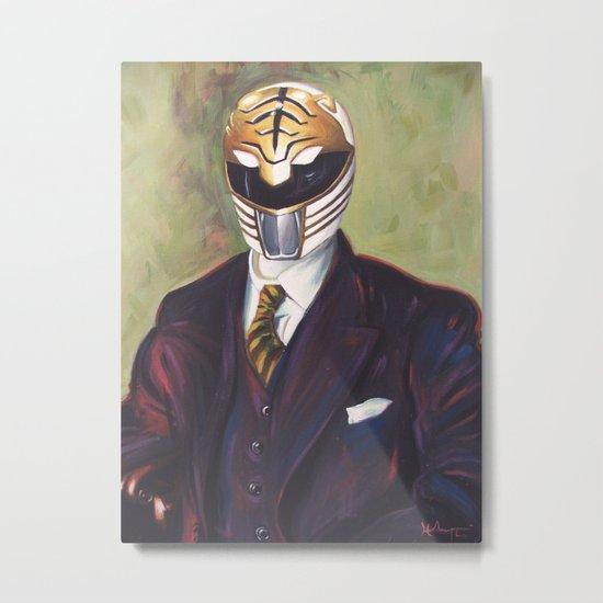Gentleman Ranger II Metal Print