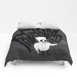Grim Fandango Comforters