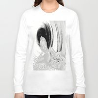 relax Long Sleeve T-shirts featuring Relax by Laake-Photos