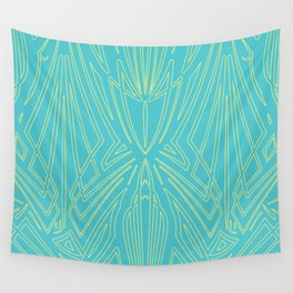 Pinstripe Pattern Creation 11 Wall Tapestry