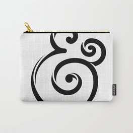 InclusiveKind Ampersand Carry-All Pouch