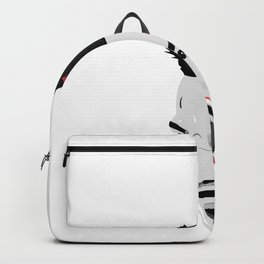 Expression of Anger Backpack