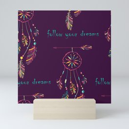 Dream Catcher Mini Art Print