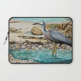 Lunch at the Beach Laptop Sleeve