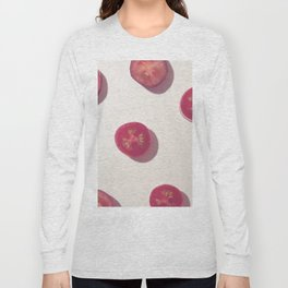 #2_Red Tomatoes Long Sleeve T-shirt