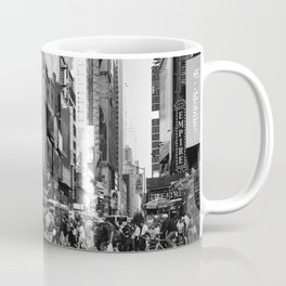 42nd Street Times Square 2018 Coffee Mug