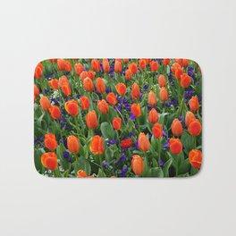 Tulip Field 2 Bath Mat