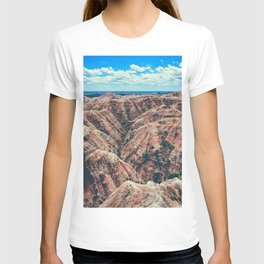 The Canyons (Color) T-shirt