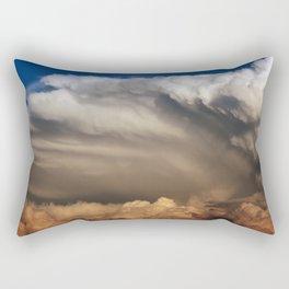 Cloudy Rectangular Pillow