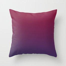 DESTINATION - Minimal Plain Soft Mood Color Blend Prints Throw Pillow