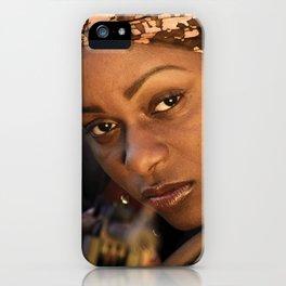 Reclaiming Saturday iPhone Case