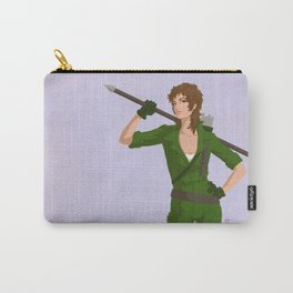 Retro Lady Jaye Carry-All Pouch