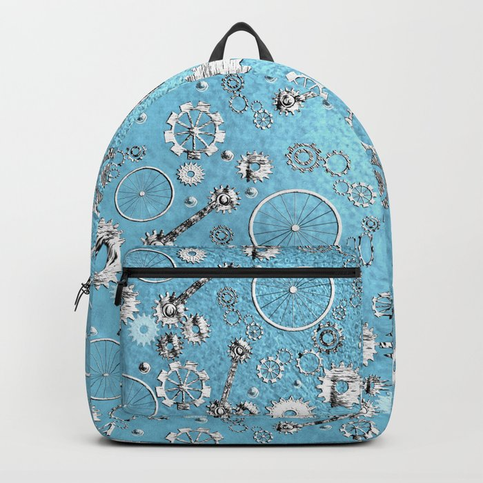 Gears and Wheels Backpack