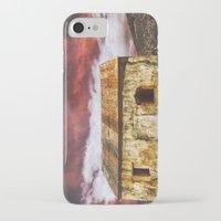 broken iPhone & iPod Cases featuring Broken by SpaceFrogDesigns