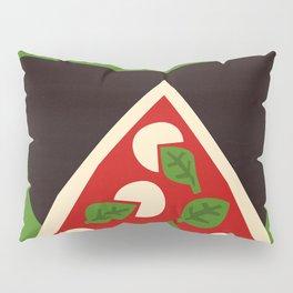 Yum Pizza Pillow Sham