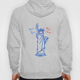 New York New York Hoody