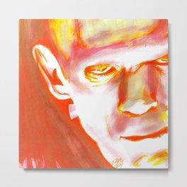 Frankenstein, What Eternity Is Metal Print