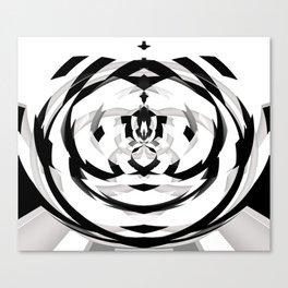Unwind Spiral 2 Canvas Print