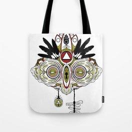 Death Mask 2 Tote Bag