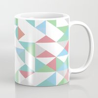 prism Mugs featuring Prism by Emil Ericsson