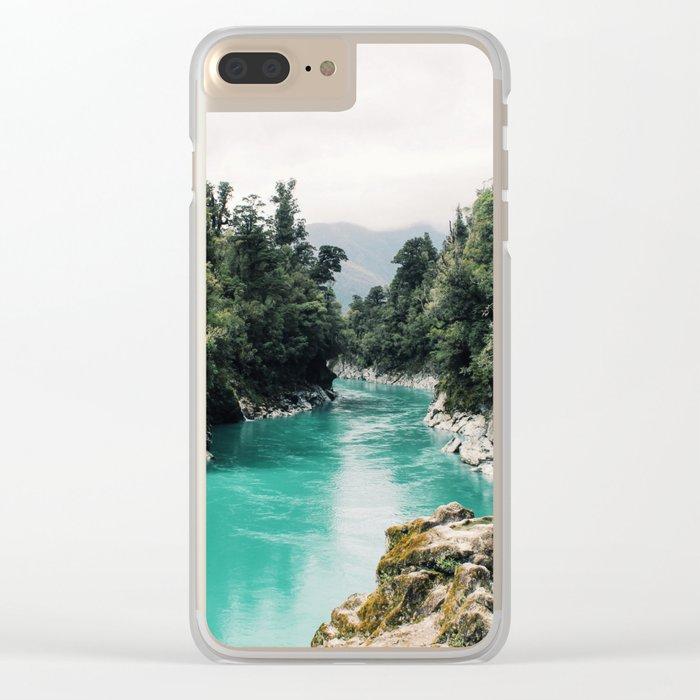 A River Runs Through It Clear iPhone Case