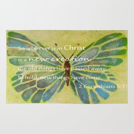 2 Corinthians 5:17 Rug