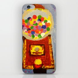 Sugar Rush iPhone Skin