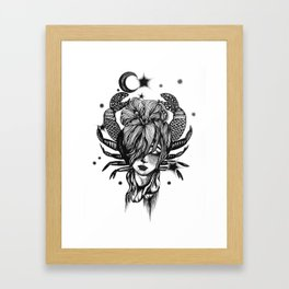 Cancer Framed Art Print